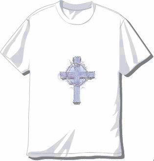 Crown of Thorns T-shirt Available in 3 colors