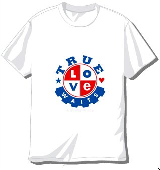 True Love Waits T-shirt Available in 3 colors