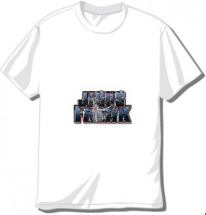 Jesus Freak (Hulk) T-shirt Available in 3 Colors