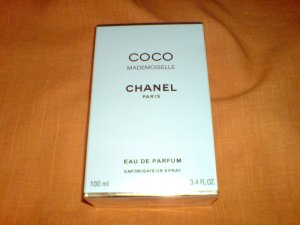 Chanel COCO Mademoiselle EDP 3.4oz 100ml New SEALED