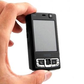 Unlocked Dual webcam MINI N95 FM Cell Phone