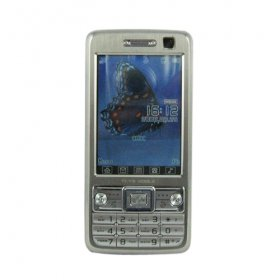 Moxing B698 Tri-band Dual Sim Card TV Function Cell Phone