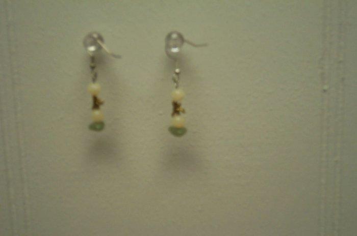 Dragonfly Drop Earrings