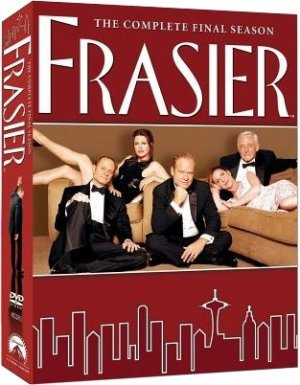 Frasier Collectors Edition Seasons 1 2 3 4 5 6 7