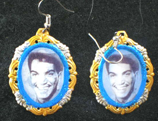 CANTINFLAS EARINGS