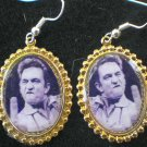 JOHNNY CASH EARINGS