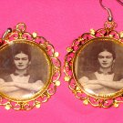 Round Frida Earings