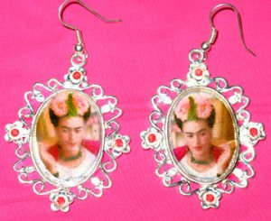 Frida Colorina Earings