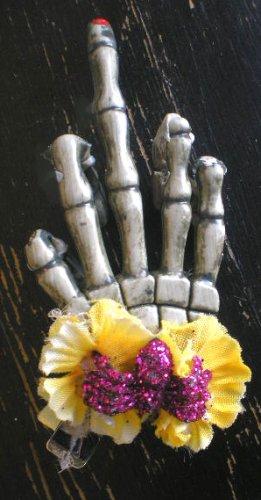 F U Skeleton hand