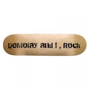 DeMolay Skateboard