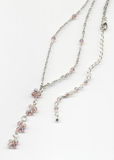 Minimalist Pink ~ Necklace