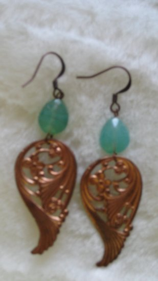 Jade Chinois ~ Earrings