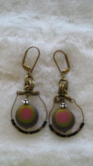 Art Deco Indie ~ Earrings