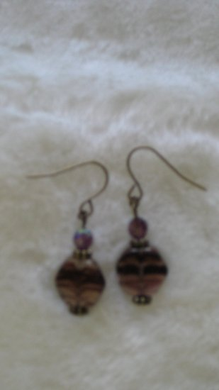 Parisan V ~ Earrings