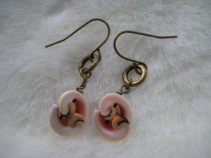 Beach Culture Shelly ~ Earrings