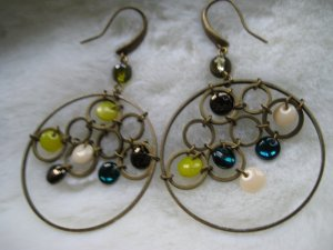 Bubbles ooo ~ Earrings