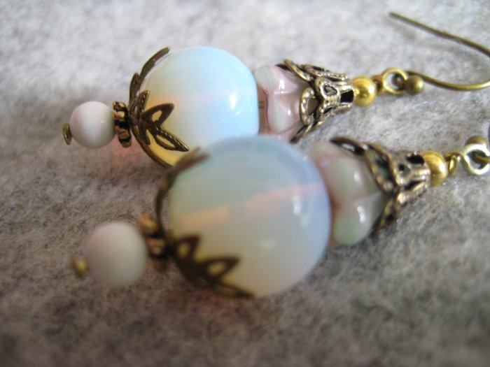 Vintage Romance ~ Earrings