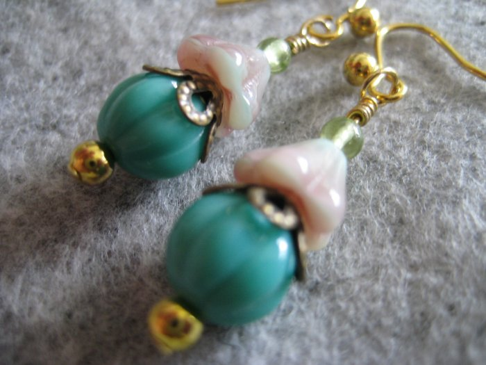 Sweet Vintage ~ Earrings