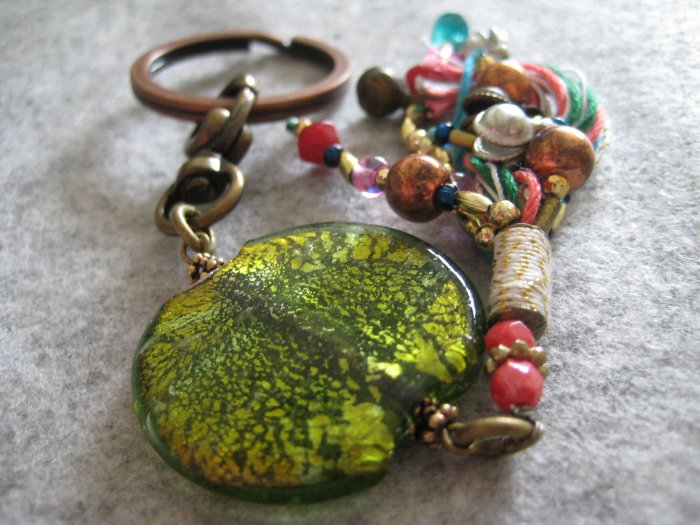 Bohemian ~ Key/Bag Chain