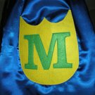 &quot;M&quot; Super Hero Cape