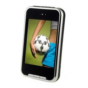 2.8 Inch 8GB high clear QVGA touch screen MP4 Player/Free Shipping