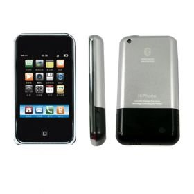 HiPhone Touch Screen Dual SIM Cell Phone/Free Shipping