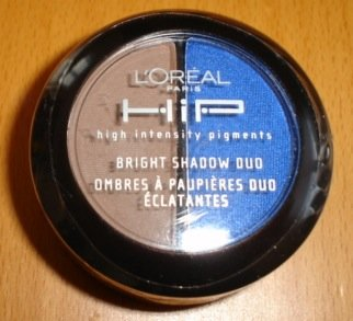 L'Oreal HiP Duo Eye Shadow - Roaring