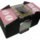 4 Deck Automatic Card Shuffler for Poker, Blackjack, Bridge
