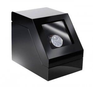 Eilux Single Automatic Watch Winder - Piano Black