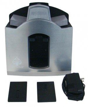 ProShuffle Automatic 1-6 Deck Professional Heavy Duty Card Shuffler