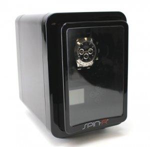 Spin-R Digital LCD Single Watch Winder - Black
