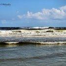 Florida Beach - Digital Art Print 8 x 10