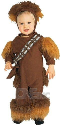 EZ-On Romper Star Wars Chewbacca - Newborn Size 0-9 months