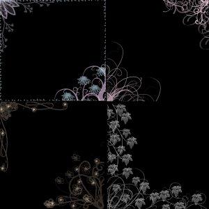 Digital Scrapbook Overlay's