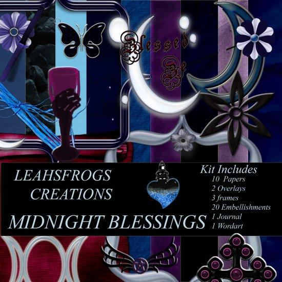 Midnight Blessings kit