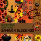 Samhain Blessings kit.