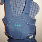 Blue Snugli Baby Carrier