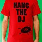 Hang the DJ Mens Red T-shirt