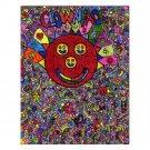 Clownface Unlimted Poster Jigsaw Puzzle (Rectangular) 110 piece