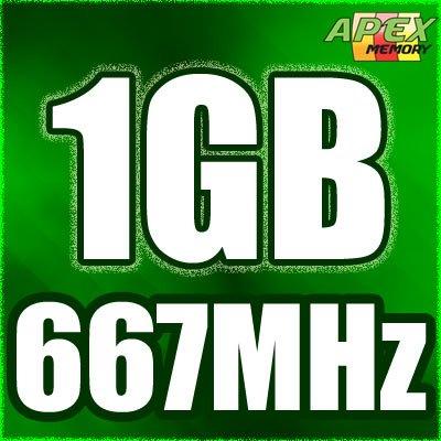 1GB RAM Memory HP Pavilion dv6000 Series Laptops