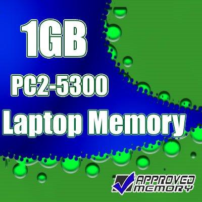 1GB RAM DDR2 Laptop Memory TOSHIBA SATELLITE A135-S7404