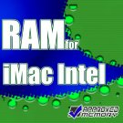 2GB Kit 2x 1GB RAM Memory APPLE iMAC INTEL