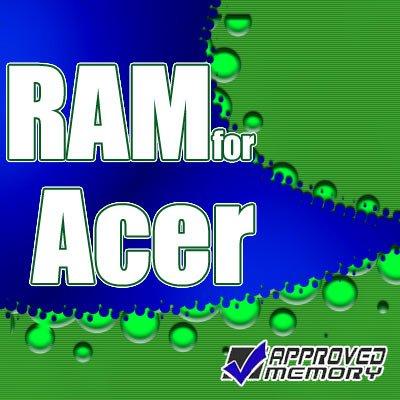 1GB RAM Memory for ACER FERRARI 1000-5123 Laptop Computer