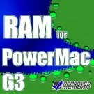 256MB RAM Apple Power Mac G3 400 Blue & White Yosemite M7553LL/A Memory Module