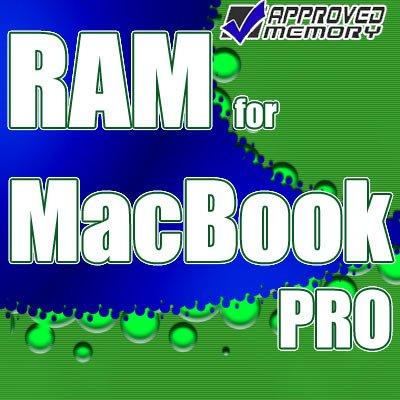4GB RAM Memory Kit for Apple MacBook Pro 2.6GHz 15-inch Core 2 Duo Memory