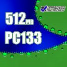512MB 168PIN PC133 RAM Memory for Apple Mac Server G4 1GHz  Dual Processor Quicksilver 2002 M8650LLA