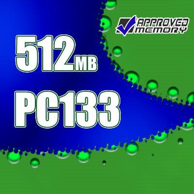512MB 168PIN PC133 RAM Memory for Apple Mac Server G4 1GHz  Dual Processor Quicksilver 2002 M8650LLA