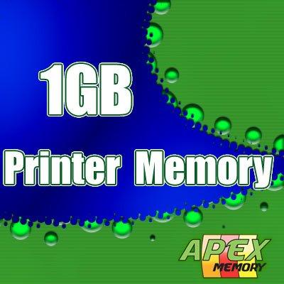 1GB RAM PC2-5300 667MHz SODIMM Memory Dell Color Laser Printer 3110cn