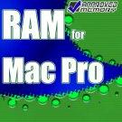 4GB 2x 2GB Fully Buffered PC2-5300 667MHz ECC DIMM Memory for Apple Mac Pro 2-3GHz Quad-Core 8-Core