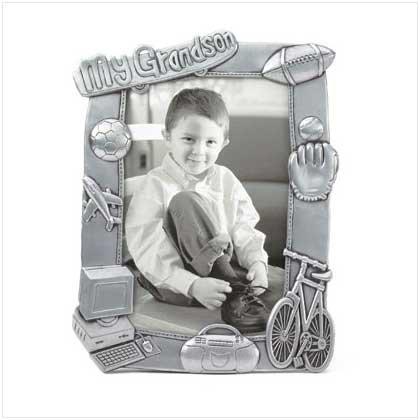 �My Grandson� Photo Frame